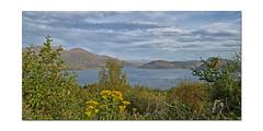 Glenelg bay and the Narrows.. (Harleynik Rides Again.) Tags: glenelg kylerhea isleofskye highlands scotland loch landscape seascape harleynikridesagain nikondf