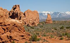 Arches National Park, USA 2011 - 25 (Manfred Lentz) Tags: usa vereinigtestaatenvonamerika utah archesnationalpark nationalpark