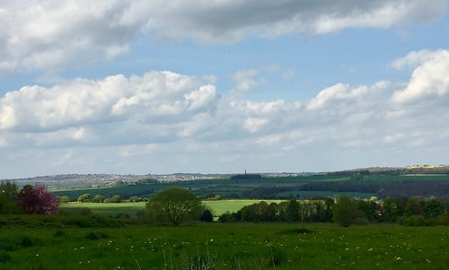From Keppel's monument - looking towards Wentworth