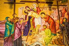 Jerusalem, the Church of the Holy Sepulchre (werner boehm *) Tags: wernerboehm golgotha jerusalem