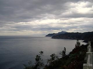 La costa infinita