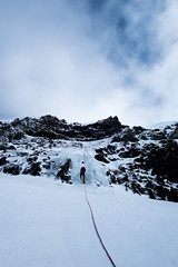 Hrútadalur13 (g.ingi1) Tags: iceland iceclimbing climbing winter snow outdoors mountain