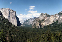 Yosemite Valley 106 (Bill in DC) Tags: ca california 1991 film canon eos660 kodacolor smp3 yosemite yosemitenationalpark