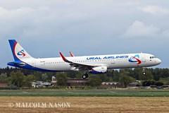 A321-231 EI-FXT URAL AIRLINES (shanairpic) Tags: jetairliner a321 airbusa321 shannon iac eirtech irish uralairlines eifxt