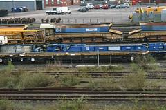 967574 Toton 090417 (Dan86401) Tags: 967574 dc967574 967 yqa parr bogiesleepercarryingwagon wagon freight fishkind db dbcargo engineers departmental infrastructure civilengineer br toton