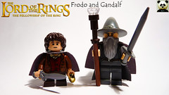 Frodo and Gandalf (Random_Panda) Tags: lego figs fig figures figure minifigs minifig minifigures minifigure purist purists character characters films film movie movies tv show shows gandalf frodo baggins shire hobbit hobbitton fellowship ring lord rings bag end bagend middleearth middle earth mordor fangorn isengard rohan gondor samwise sam gamgee hobbits tolkien