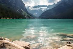 Lake Louise, Banff (Heather Carson) Tags: banff alberta lakelouise rockies canada lakes mountains green glaciers canadianrockies