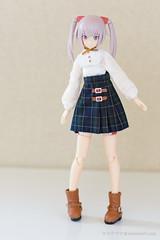 おめかしイノセンティア(自然光) (Kamadouma3) Tags: framearmsgirl innocentia bfigure fag figure indoor jfigure model plasticmodel toy イノセンティア フィギュア フレームアームズガール プラモデル kotobukiya faガール