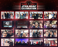Star Wars Celebration Orlando 2017 (MGF Customs/Reviews) Tags: star wars celebration orlando swco 40th anniversary 40 years last jedi panel panels hayden christensen mark hammil felicity jones alan tudyk temuera morrison daisy ridley john boyega rian johnson kathleen kennedy george lucas harrison ford peter mayhew billy dee williams warwick davis anthony daniels dave filoni ashley eckstein ian mcdiarmid rebels battlefront 2 clone