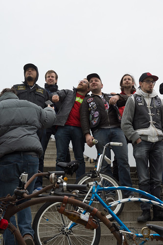 FrühlingsRADLn (2017) mit Spezialradschau
