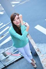 Yibi0010 (Mike (JPG直出~ 這就是我的忍道XD)) Tags: yibi 西門町 d300 model beauty 外拍 portrait 2013 fifi