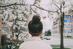 (tkevlin) Tags: vsco vscocam vscofilm vscophile portrait curlyhair city spring flowers milwaukee wisconsin