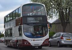 719 (Callum's Buses and Stuff) Tags: bus buses busesedinburgh buseslothianbuses lothianbuses lothian lothianedinburghedinburgh madderandwhite madderwhite madder mader volvo b7tl