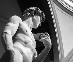 David (EXPLORE #307 25 04 17) (simonvaux1) Tags: florence david michelangelo sculpture statue renaissance art history marble beautiful italy simon vaux photography