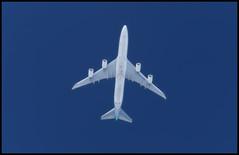 HL7630 - Copenhagen overflight 25.04.2017 (Jakob_DK) Tags: 2017 cph ekch copenhagen kastrup kystvejen copenhagenkastrup boeing boeing747 747 b747 747800 jumbo jumbojet kal korean koreanair koreanairlines