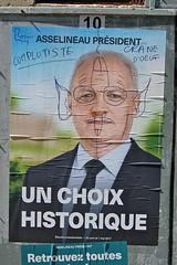 Asselineau (pierre-alain dorange) Tags: élections présidentielles 2017 affiches affiche