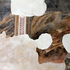 """""""L'assenza è presenza"""" (Kini Pier) Tags: canon affresco fresco padova chiesadeglieremitani squareformat squared quadrato quadratum art"""