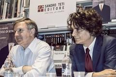 2 Il nodo di seta (Sandro Teti Editore*) Tags: libri book roma bookshop presentation the silk knot red publisher publish house case editrici editoria