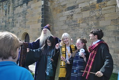 DSC_6594 (nordic lady) Tags: alnwick castle harry potter sightseeing england alnmouth holidays easter 2017