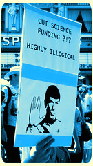 Logic ... the beginning of wisdom (Dom Guillochon) Tags: startrek spock american tvshow scifi vulcan people outerspace living being nothingness time life reality dreamscience facts existence city urban downtown sandiego california usa marchforscience 2017 roam wandering earth signs multiverse