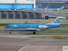 KLM F70 PH-KZC taxiing at AMS/EHAM (AviationEagle32) Tags: amsterdamschipholairport amsterdam ams amsterdamairport amsterdamschiphol schiphol schipholairport schipholviewingterrace panorama panoramaterrace eh eham thenetherlands airport aircraft airplanes apron aviation aa aeroplanes avp aviationphotography avgeek aviationlovers aviationgeek aeroplane arrivals airplane planespotting planes plane flying flickraviation flight vehicle tar tarmac klm klmroyaldutchairlines klmcityhopper klmasia airfranceklm sky skyteam fokker fokkerf70 fokker70 f70 f28 phkzc