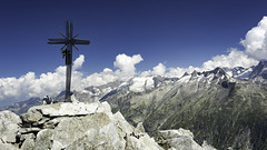 Cross at Sidelhorn (Hiking-Tour Sidelhorn) (Christoph Strässler) Tags: grimsel guttannen bern schweiz ch