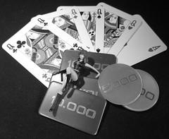 Poker with women (Adraryel1) Tags: anime manga toy sexy