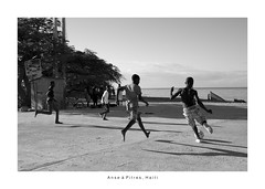 Anse à Pitres Haiti Portrait (Vincent Karcher) Tags: anseàpitres haiti vincentkarcherphotography art beauty blackandwhite culture documentary human noiretblanc people portrait project reportage rue street travel voyage world