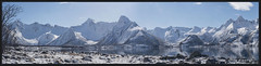 panorama-2000 (Stnevert) Tags: vesterålen winterlandscape winterwonderland seascapes seaside steinevert