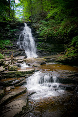 Ricketts Glen State Park, Pennsylvania (T.M.Peto) Tags: rickettsglen rickettsglenstatepark pennsylvania pennsylvaniaisbeautiful pennsylvaniastatepark waterfall waterfalls falls cascade water stream mountainstream creek flowing rocks rockledge rockformation rockslides cliff cliffs rapids trees forest outdoor outdoors outdoorphotography nikond3300 nikon nikonphotography nikonoutdoors godscreation scenicsnotjustlandscapes scenic scenics scenery