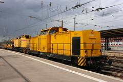 BBG 293 007-1 Kirow Kran, Bremen Hbf (michaelgoll777) Tags: bbg kirow br293