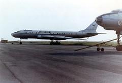 Alitalia Tu-104 OK-NDF (ChrisChen76) Tags: alitalia tu104 prague czechrepublic czechoslovakia
