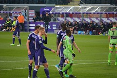 Season 2016-2017: RSCA-Sporting de Charleroi