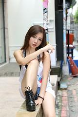 IMG_6797 (攝影玩家-明晏) Tags: 人 md model outdoor pretty girl woman 戶外 東區 美女 正妹 人像 性感 sexy 外拍 模特兒 peopel portrait 女人 女孩 陳姿含 karry beauty people