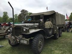 1942 Dodge 6x4 Truck ex US Army (Ian Press Photography) Tags: 1942 dodge 6x4 truck ex us army ipswich felixstowe suffolk car cars