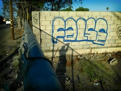 FALSE (Kool Keeth) Tags: graffiti graff ie false flickrandroidapp:filter=berlin