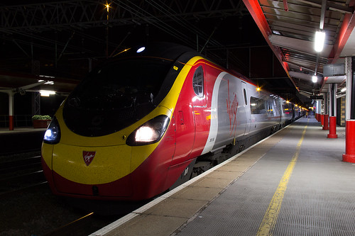 390156 Virgin Trains Pendolino