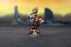 Chaos Space Marines 04 DMIL (Blue Table Painting) Tags: chaos space 40k warhammer marines
