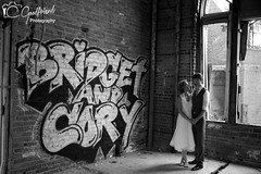 Bridget + Cory {Wedding} (cgoodfriendphotography) Tags: wedding ohio vintage photography groom bride cleveland weddingphotography