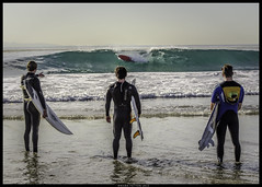 "Judging the ""Kook"" (Konaflyer) Tags: ocean california sunset beach water surf surfer salt wave kook surfboard wipeout judge laguna wetsuit niguel markpatton"