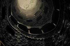 the mistery pit (martins.nunomiguel) Tags: light tree mystery stairs death hope pit wonderland ambition deadfromabove