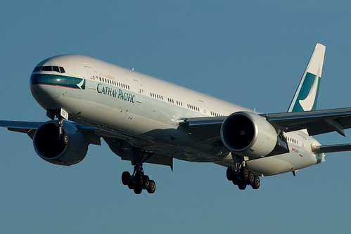 Cathay Pacific Tops