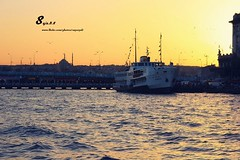 eminonu tour (Saja B.S) Tags: sea water kids tour istanbul eminonu turkia