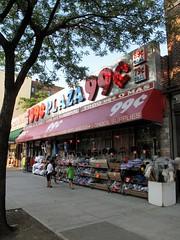 99 Plaza (neppanen) Tags: usa newyork america store bronx cent 99 storefront 99centstore 99cent discounterintelligence sampen