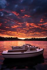 Proudfoots Boathouse (atoulmin) Tags: nikon australia victoria tokina hdr d800 warrnambool 1628 proudfoots