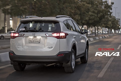 Toyota Rav4 .. Impress your Power (Toyota Saudi Arabia) Tags: auto power your saudi arabia toyota autos jeddah rav4 impress