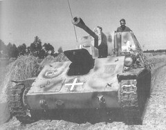SU-76 of 5th SS Panzer Division Wiking