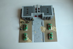 Extract and Eliminate Overview (Toro .) Tags: us lego diorama thepurge shadowknight2