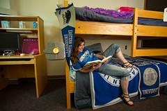 Model Dorm (EIU) Tags: book illinois student university andrews dorm charleston study admissions dormroom residencehall eiu easternillinoisuniversity andrewshall jaygrabiec