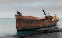 The Portlairge. (Tony Brierton) Tags: ireland scenery wexford tinternabbey cowexford wildcamping 30613 saltmills